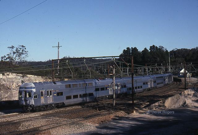 Newnes Junction intercity