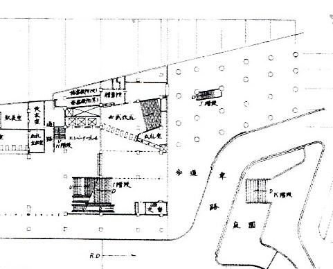 西武新宿線のマイシティ乗り入れ図面 (25)