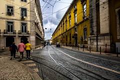 Three of us, Lisbon, Portugal