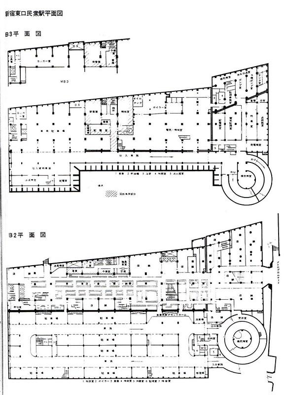 西武新宿線のマイシティ乗り入れ図面 (28)