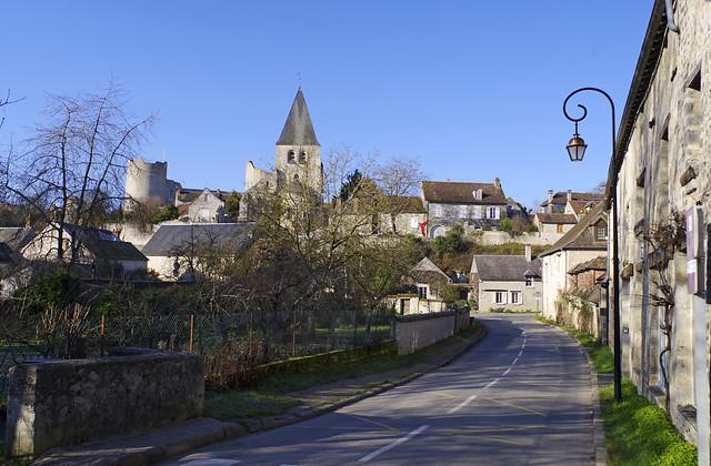 Yèvre-la-Ville et Yèvre-le-Châtel (Loiret)