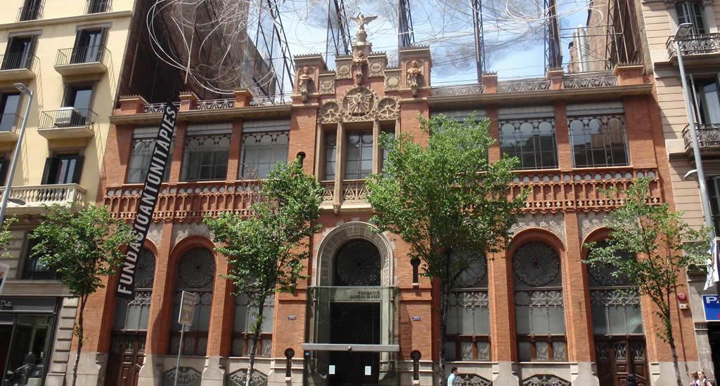 Fundació Antoni Tàpies | Mooistestedentrips.nl