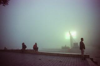 Sapa Love Market in the Mist
