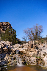 2001 Water in La Milagrosa Canyon