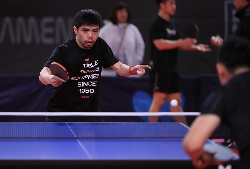 莊智淵。(圖/ITTF提供)