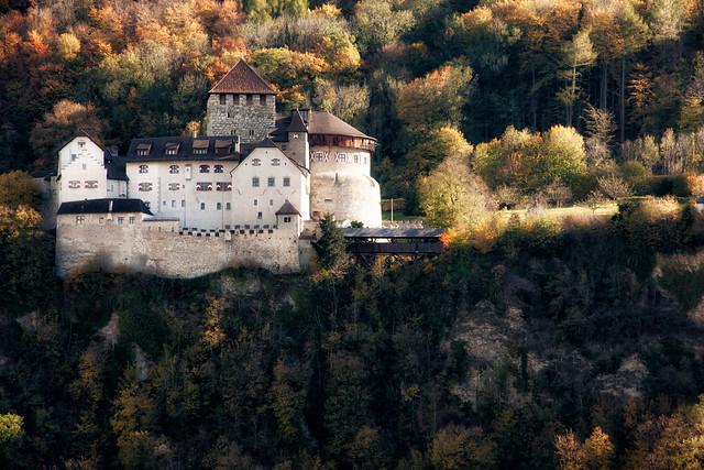 The Vaduz Castle _9661