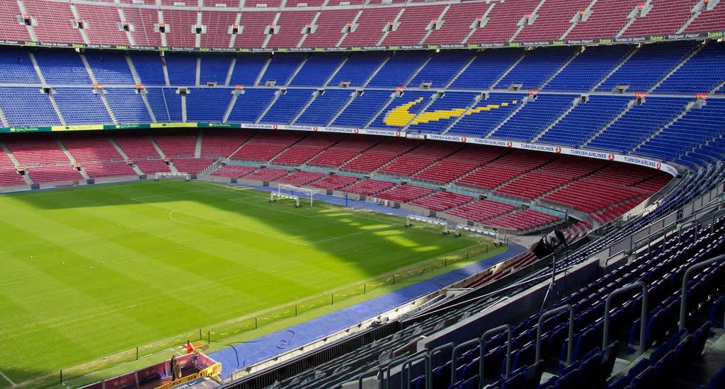 Bezienswaardigheden in Barcelona: Camp Nou | Mooistestedentrips.nl