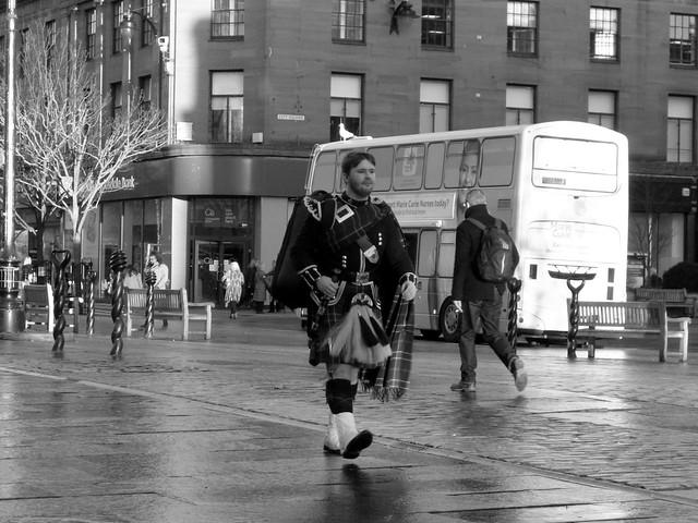 Scottish Street Life