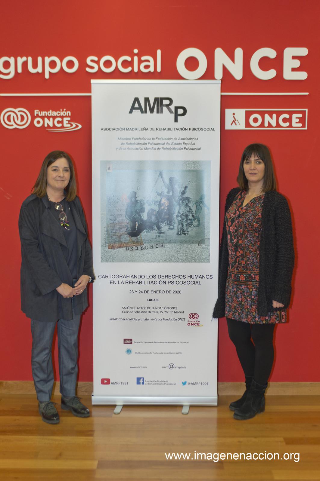 """ASOC.MADRILEÑA REHAB.PSICOSOC.""""VII CONGRESO AMRP 2020: «Cartografiando los Derechos Humanos en Rehabilitación Psicosocial""""(23-24/01/2014)EXTRAS"""