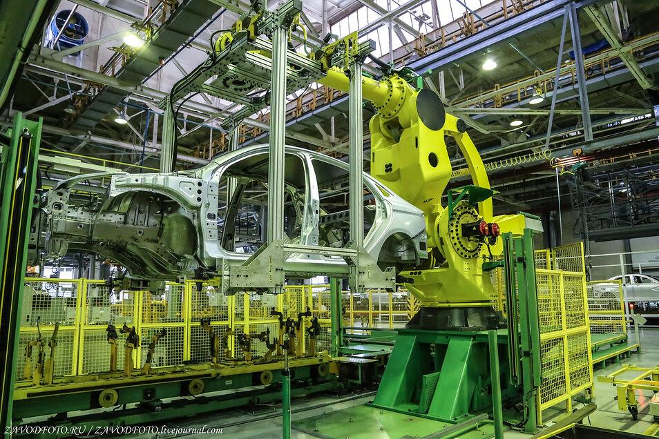 Сколько автомобилей произвели в России в 2019 году МАШИНОСТРОЕНИЕ,АВТОМОБИЛЬНАЯ ПРОМЫШЛЕННОСТЬ