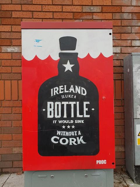 Ireland is like a bottle, by Proc