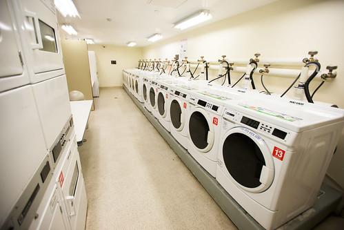 New York City | 182 Broadway Laundry Room