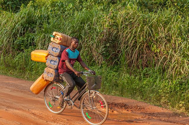 water transport