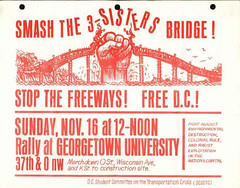 Smash the 3-Sisters Bridge: 1969