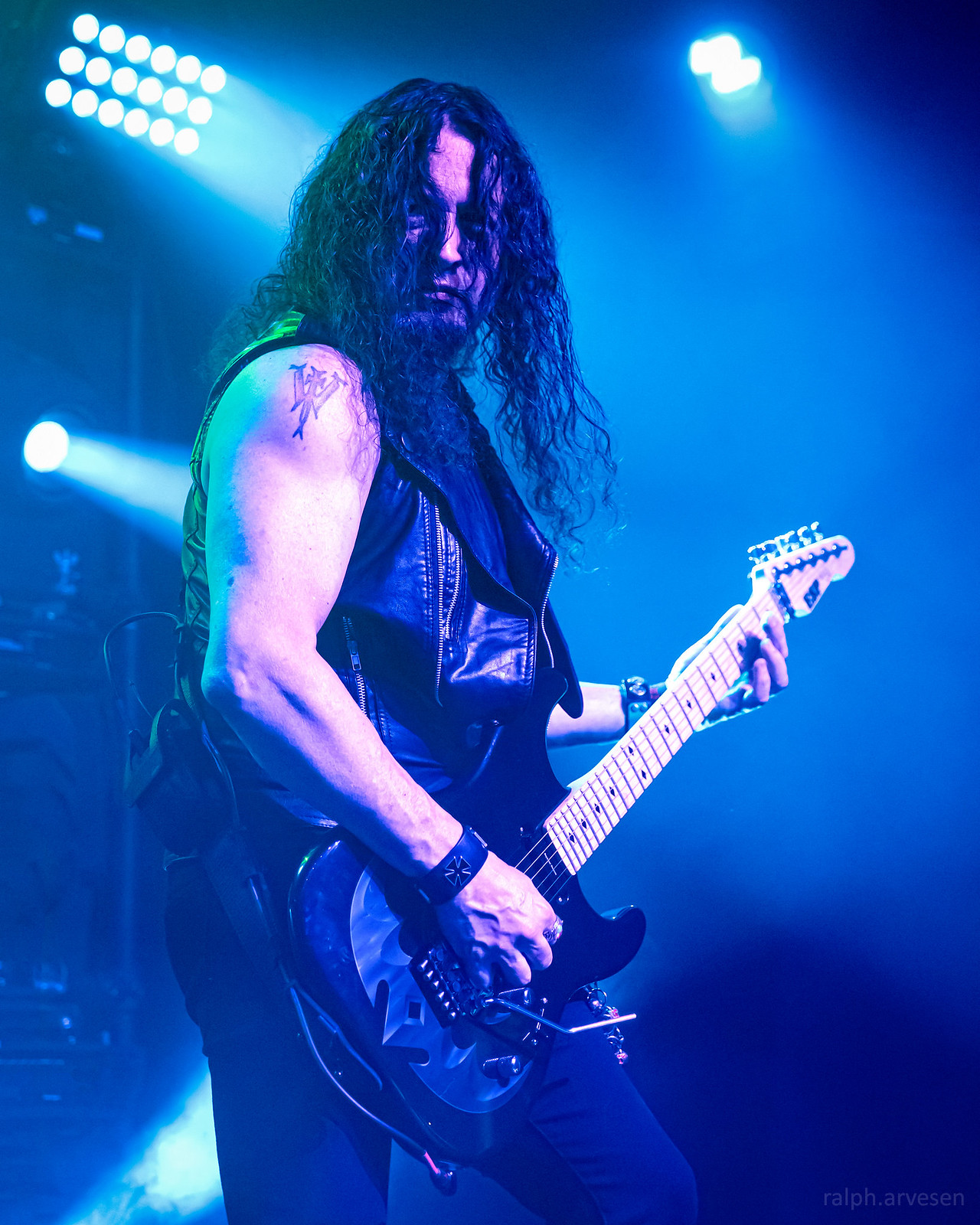 Queensryche | Texas Review | Ralph Arvesen
