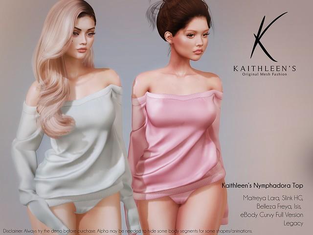 Kaithleen's Nymphadora Top Poster web