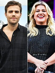 Kelly Clarkson Fangirls On Her Show About Paul Wesley
