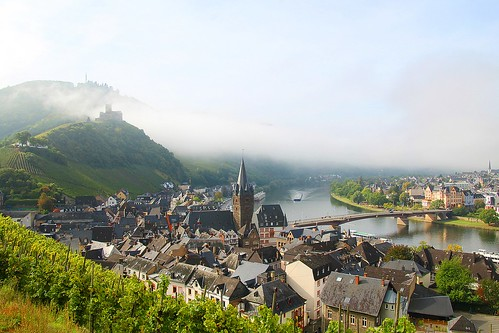Germany. From Europe's Top Wine Tasting Landscapes for 2020