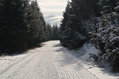 Na většině hor připadl nový sníh