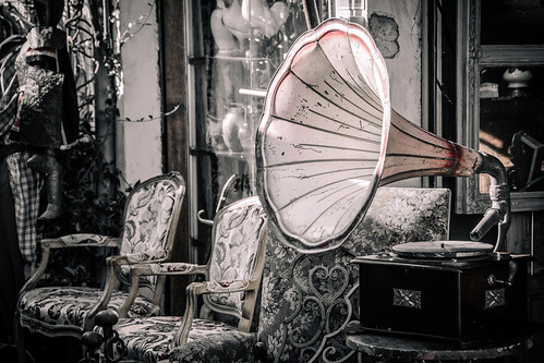 Flea Market Gramophone Music Edited 2020 | by chocolatedazzles