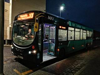 Arriva Northumbria 1504 on the X30