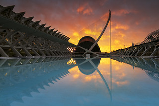 The City of Arts and Sciences of Valencia