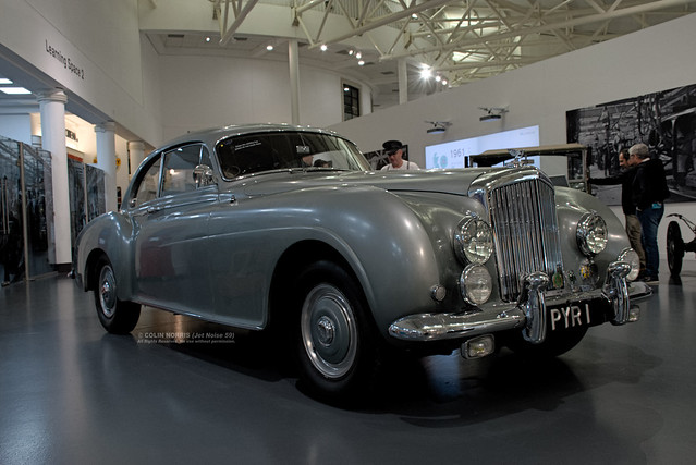 Bentley Continental Type R, PYR 1 (1955)