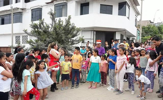 Peru-2019-12-23-UPF-Peru Brings Christmas to Underprivileged Areas of Lima