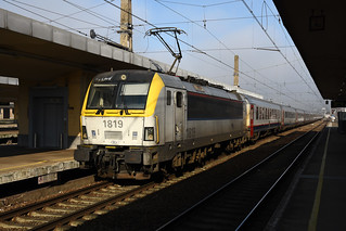 HLE 1819 + IC 534, Bruxelles-Nord, 21/01/2020