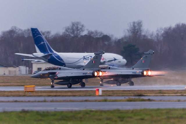 IAF Dassault Rafale B