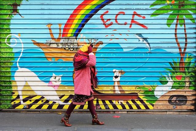 Rainbow  ( serie walkers )