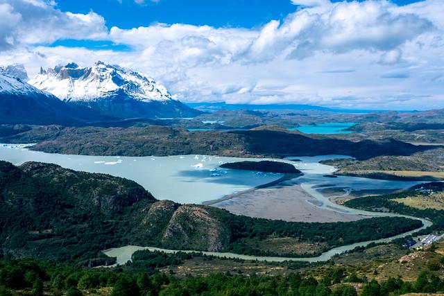 Torres Del Paine, Mirador Ferreira