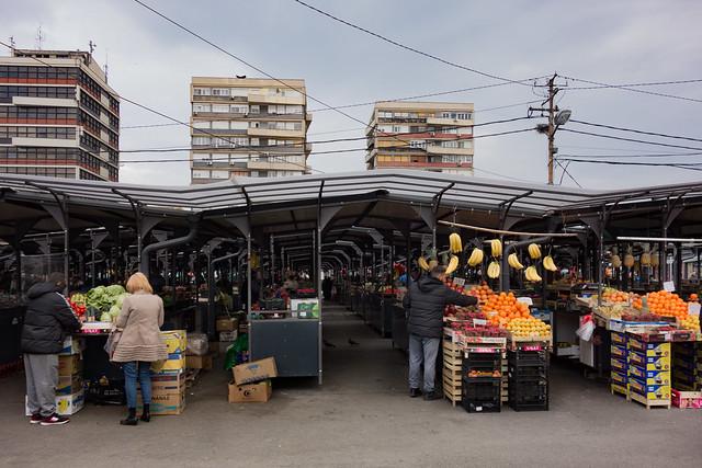 Beograd - Ulica Maksima Gorkog