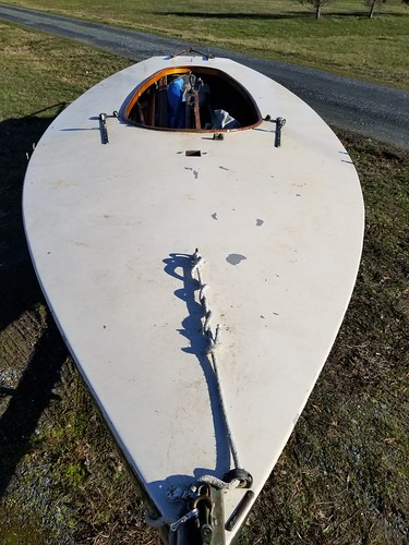 #7056 Chesapeake 20 Sailboat