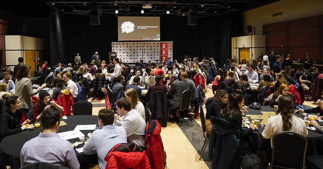 Déjeuner des étoiles académiques présenté par Banque Scotia