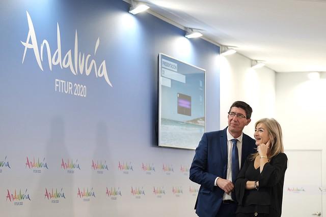 Nueva web Andalucía