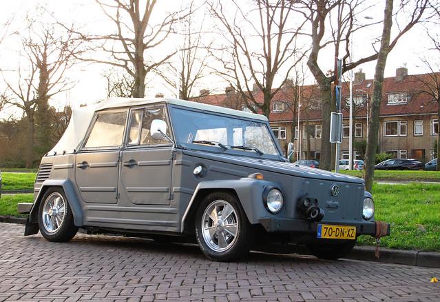 1978 Volkswagen 181