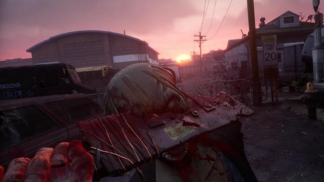 1. Sunset Slaughter