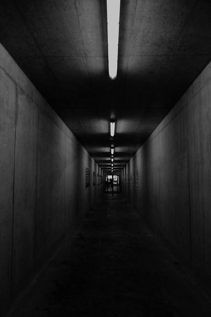 symmetrical passage