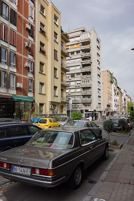 Beograd - Ulica Njegoševa