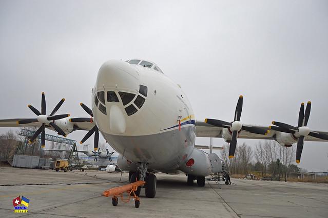 UR-09307 Antonov 22