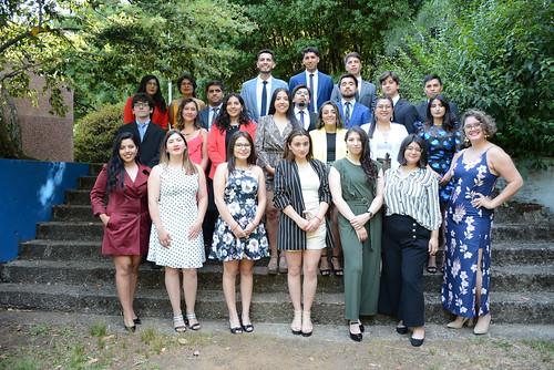 Ceremonia de Egreso Estudiantes de Derecho de la Facultad de Ciencias Jurídicas y Sociales