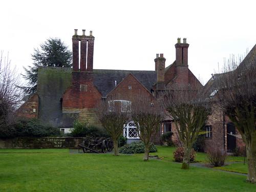 Stirchley Hall