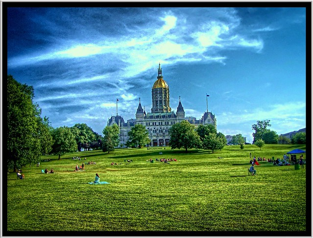 Connecticut State Capitol ~ Hartford ~ Connecticut