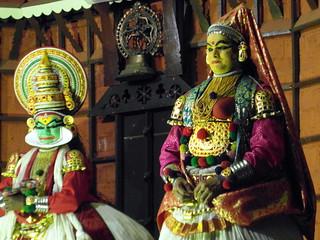 kathakali couple