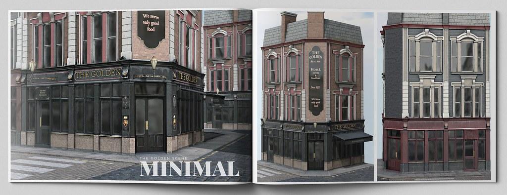 MINIMAL – The Golden Scene