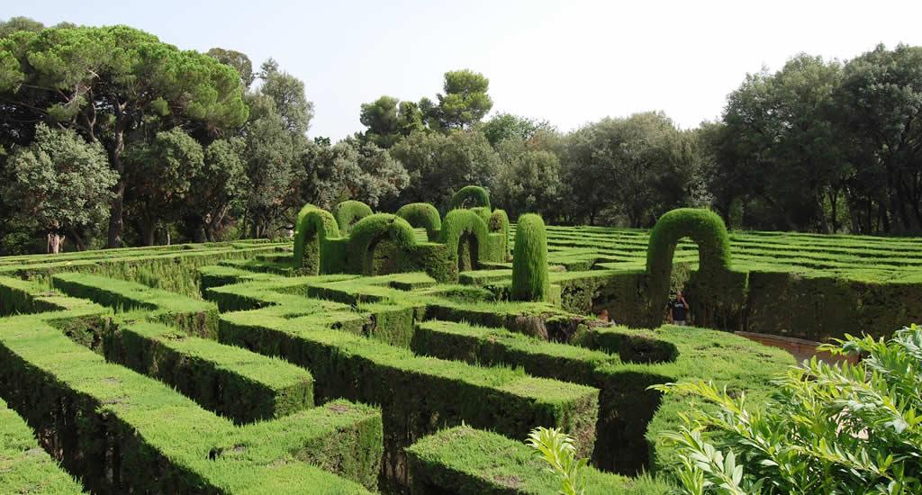 Parc del Laberint d'Horta | Mooistestedentrips.nl