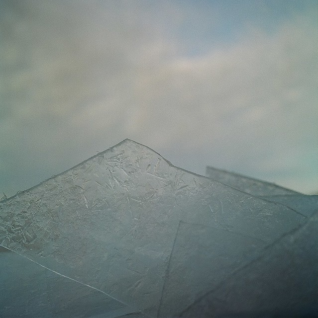 frozen in mid January