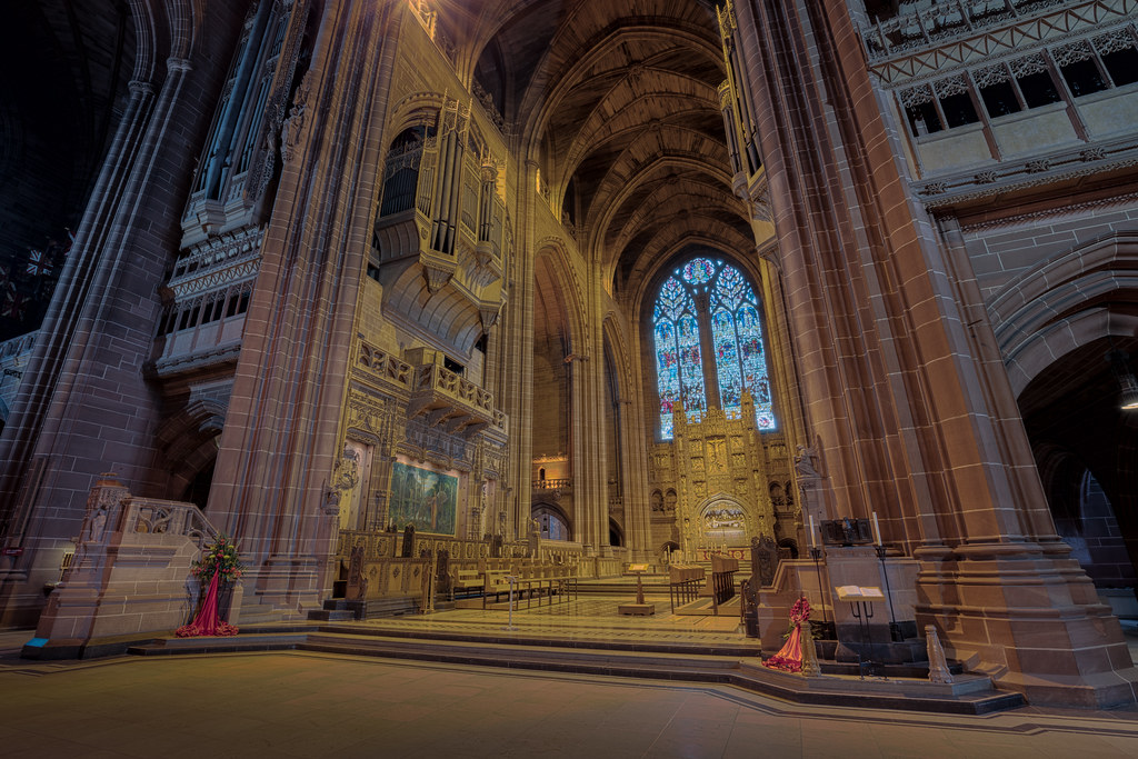 Liverpool Anglican Cathedral Altar