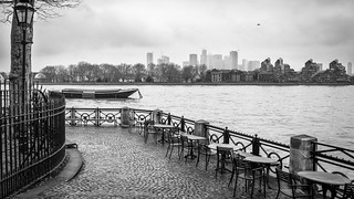 Greenwich - Canary Wharf